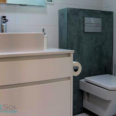 Reforma de baño en Gran Canaria