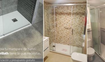 Cambia tu bañera por plato de ducha con Securibath