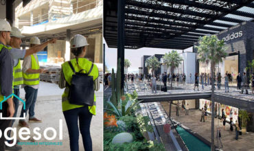 Empresa de reformas en centro comercial Mogán Mall de Puerto Rico