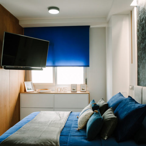 Reforma de dormitorio suite con baño
